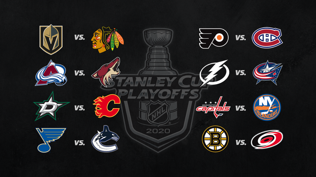 Stanley Cup Round 1